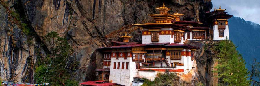 Paro & Thimpu (Bhutan) 05 Nights & 06 Days Package