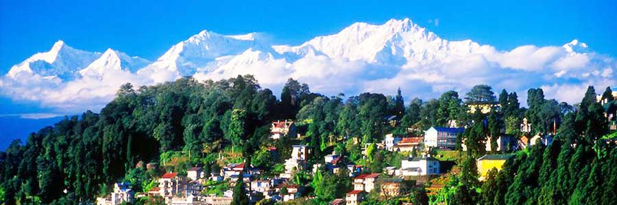 Darjeeling, Gangtok, Lachung & Lachen visit for 06 Nights & 07 Days